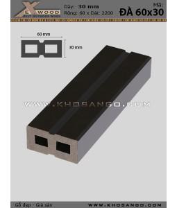 Thanh Đà Exwood ED60x30