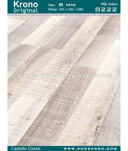 Sàn gỗ Krono-Original 8222