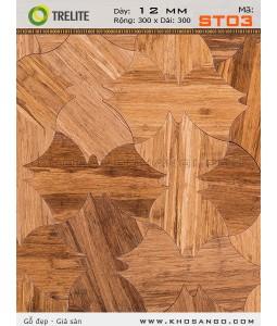 Sàn gỗ Tre ST03