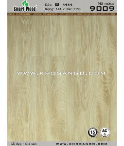 Sàn nhựa hèm khoá Smartwood 9009
