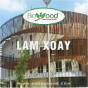 Lam xoay Biowood