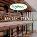Lan can - Tay vịn