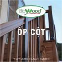 Ốp cột Biowood