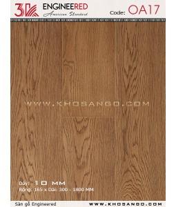 Sàn gỗ 3K Engineered OA17