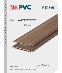 3K Pvc Decor P105x9 Walnut