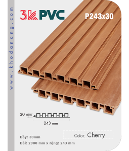 3K Pvc Decor P243x30 Cherry