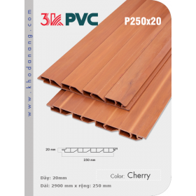 3K Pvc Decor P250x20 Cherry