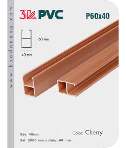 3K Pvc Decor P60x40 Cherry