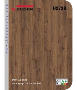 Sàn gỗ Egger H2728 11mm