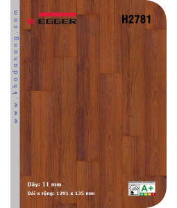 Sàn gỗ Egger H2781 11mm