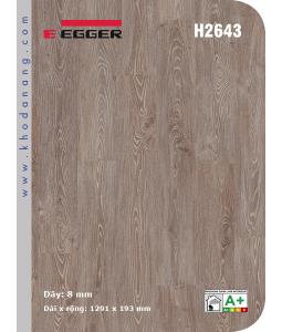 Sàn gỗ Egger H2643 8mm