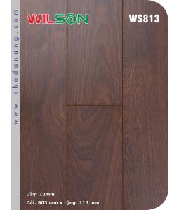Sàn gỗ Wilson WS813