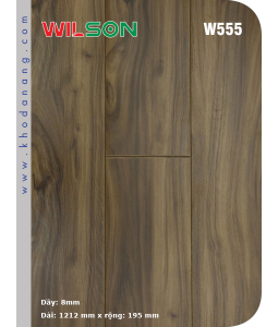 Sàn gỗ Wilson W555