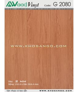 Sàn nhựa Awood Vinyl G2080