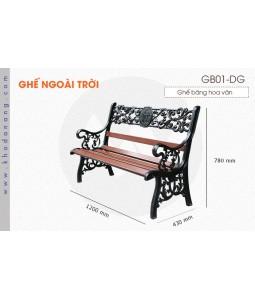 Ghế ngoài trời GB01-DG