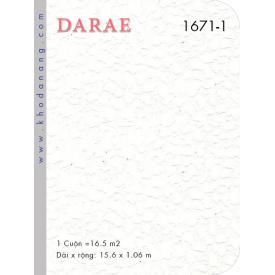 Giấy dán tường Darae 1671-1