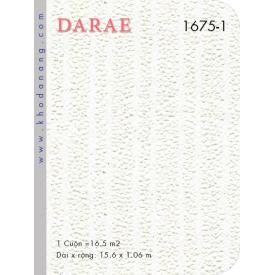 Giấy dán tường Darae 1675-1