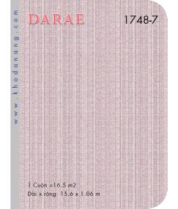 Giấy dán tường Darae 1748-7
