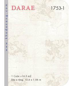 Giấy dán tường Darae 1753-1