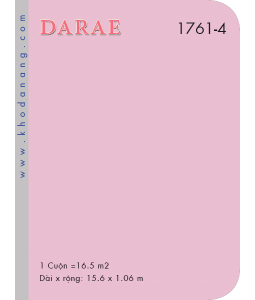 Giấy dán tường Darae 1761-4