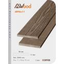 Sàn gỗ Awood AB96x11-coffee