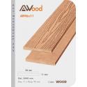 Sàn gỗ Awood AB96x11-wood
