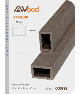 AWood AR60x40 Coffee