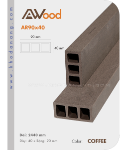 AWood AR90x40 Coffee