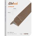 AWood AV48x48 Coffee