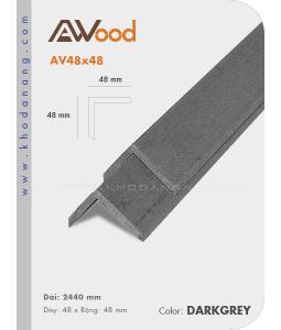 AWood AV48x48 Darkgrey
