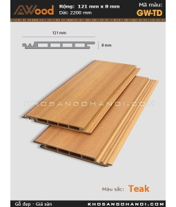 Sàn gỗ Awood GW-TD-Teak