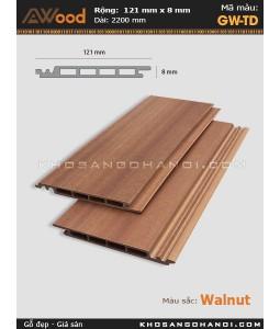 Sàn gỗ Awood GW-TD-Walnut