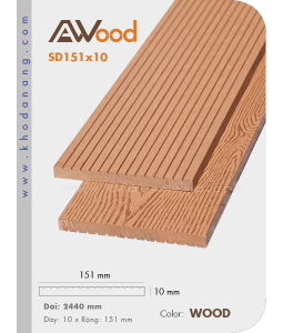 AWood SD151x10 Wood