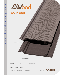 AWood WG148x21 Coffee