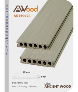 Sàn gỗ AWood AU140x23 Ancient wood