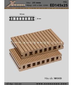 Sàn gỗ Exwood ED145x25-8-wood