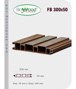 Thân rào Biowood FB300x50