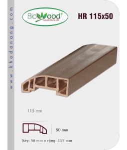 Tay vịn Biowood HR115x50