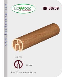 Tay vịn Biowood HR60x59