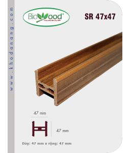 Thanh đỡ Biowood SR47x47