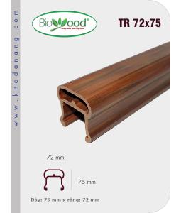 Tay vịn Biowood TR 72x75
