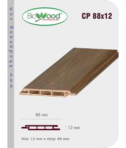 Thanh ốp cột Biowood CP 88x12