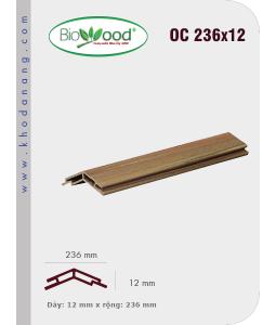 Thanh ốp cột Biowood OC 236x12