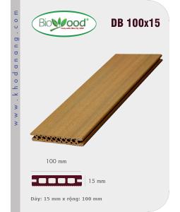 Sàn gỗ Biowood DB 100x15