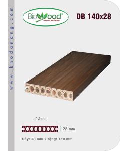 Sàn gỗ Biowood DB 140x28