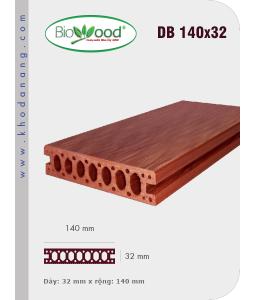 Sàn gỗ Biowood DB 140x32