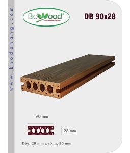 Sàn gỗ Biowood DB 90x28