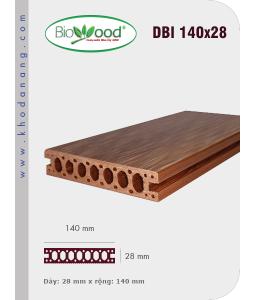 Sàn gỗ Biowood DBI 140x28