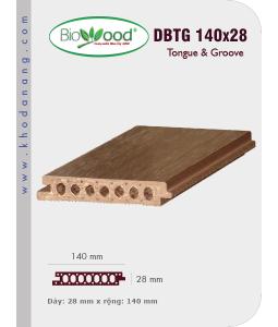 Sàn gỗ Biowood DBTG 140x28