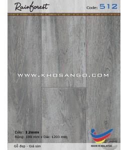 Sàn gỗ Rainforest 512